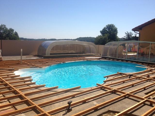 terrasse en ipe geaune 40 piscine forme libre paysabois bois terrasse landes. Black Bedroom Furniture Sets. Home Design Ideas