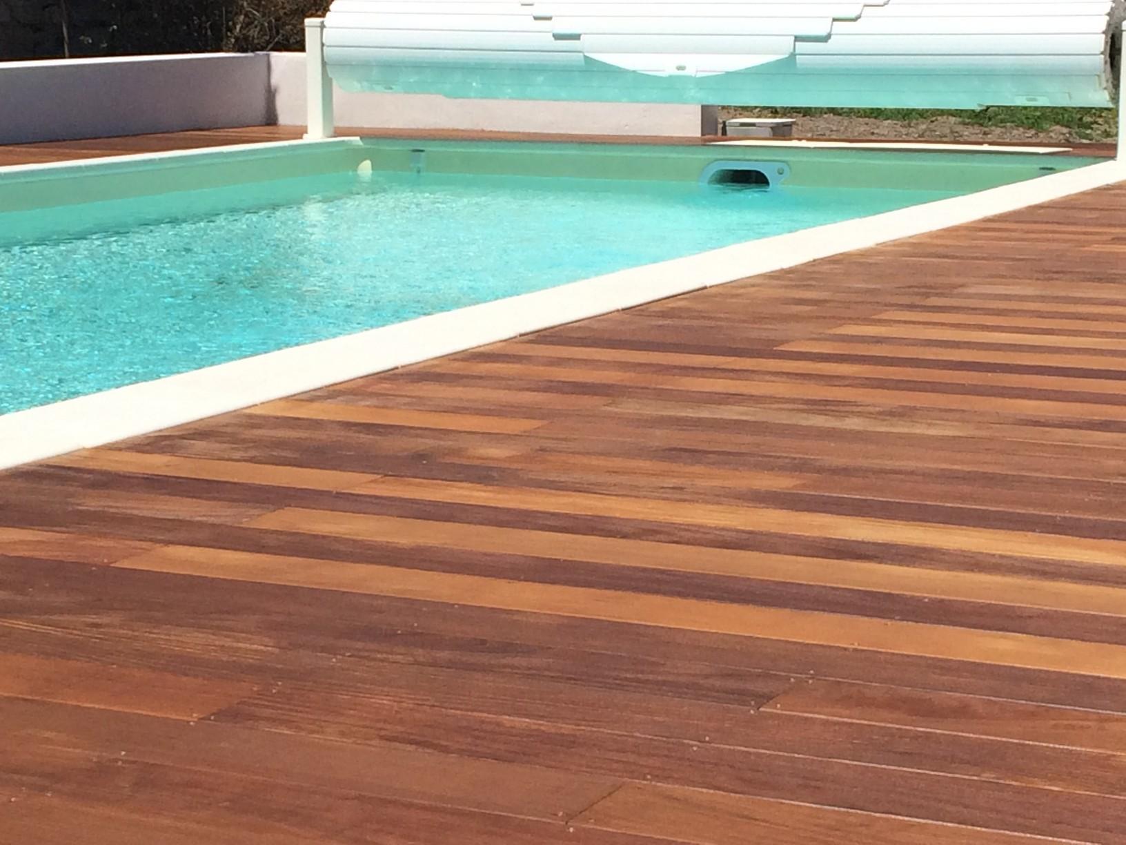 terrasse en ipe sur biarritz 64 plage piscine paysabois bois terrasse landes. Black Bedroom Furniture Sets. Home Design Ideas