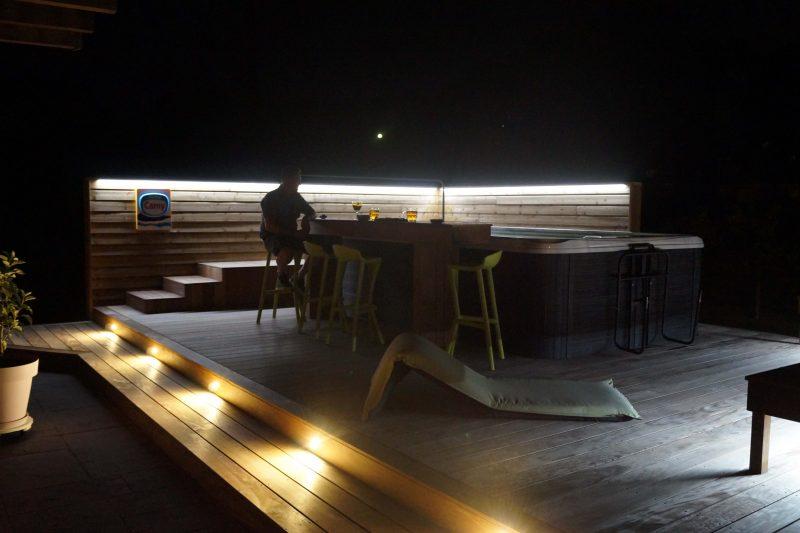étude et devis pour la pose de terrasse en ipé par Paysabois.com