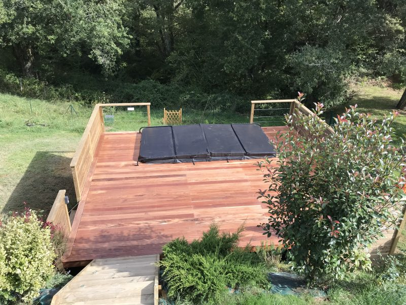 Paysabois spécialiste des terrasse en bois
